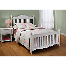 Bed Set - Full - w/Rails, 8817922