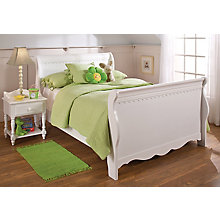 Sleigh Bed Set - Full - w/Rail, 8817932