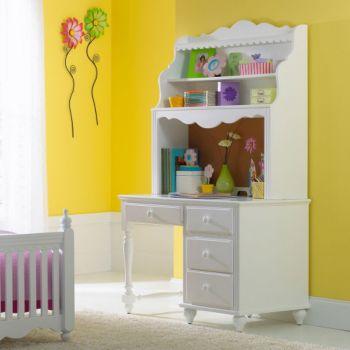 Lauren Child S Desk With Hutch 48w