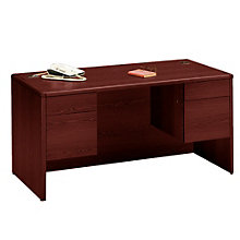 Double Pedestal Executive Desk, HON-10771