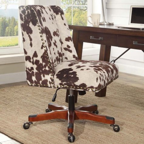 Adds rustic charm to any work space