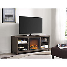 "60"" Fireplace TV Stand, 8822229"