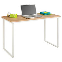 Galena Steel Frame Table Desk, 8802488