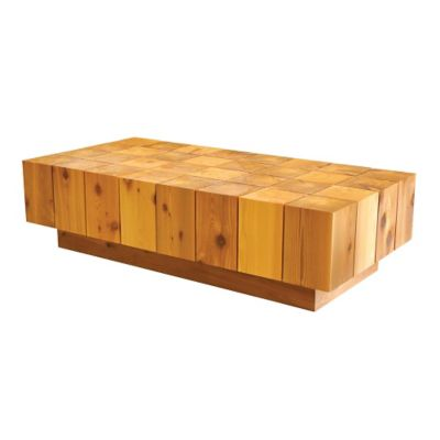 Coffee Table - 4th Edition Design