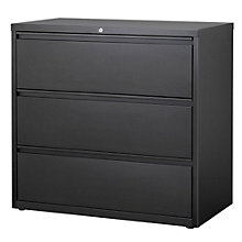 "Dimensions Three Drawer Lateral File - 42"" W, 8804222"