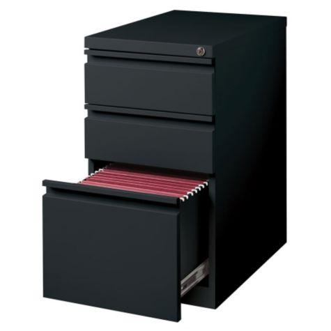 Drawer shown open in Black