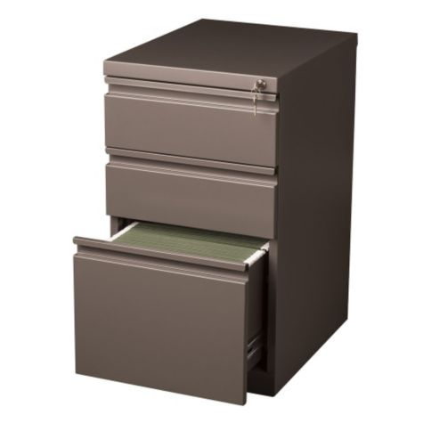 Drawer shown open in Med Tone in White