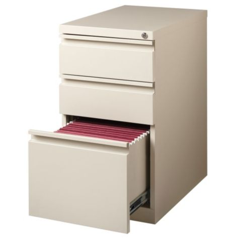 Drawer shown open in Putty