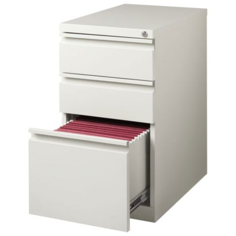 Drawer shown open in Gray