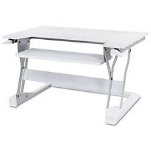 "WorkFit Sit Stand Station 35""W, 8804415"