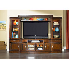 Entertainment Center with Pier, 8809880