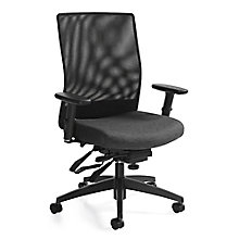 Weev Mesh Back Ergonomic Multi-Tilter Chair, 8814292