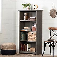4-Shelf Bookcase, 8828972