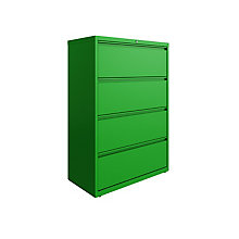 """36"""" Wide 4-Drawer Lateral File, 8829159"""