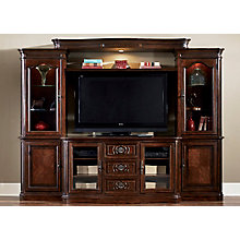 Entertainment Center with Pier, 8810715