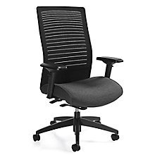 Loover High Back Weight Sensing Synchro-Tilt Chair, 8814295
