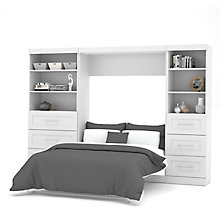 "Pur Full Wall Bed Kit - 120""W, 8808718"