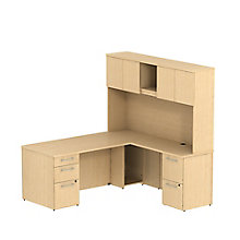 Desk ,Return, and Storage 72W , 8825703