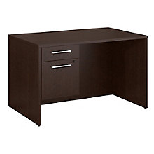 Desk with 3/4 Pedestal 48W , 8825711