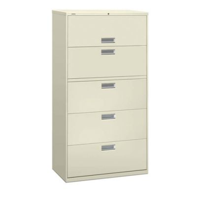 sc 1 st  Office Furniture & 5 Drawer 36 Wide Heavy Duty File - HON-685L | OfficeFurniture.com