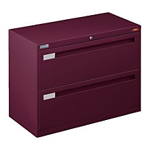 "Two Drawer Lateral File - 36""W, NBF-3624L20"