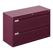 "Two Drawer Lateral File - 42""W, NBF-4224L20"