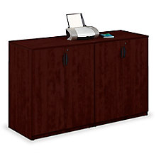 Legacy Standing Height Double Storage Cabinet Set, 8812895