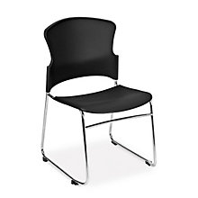 Multi-Use Plastic Stack Chair, 8813561