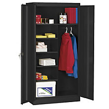"Fully Assembled Steel Combination Cabinet - 36""W x 24""D x 78""H, 8804081"