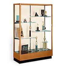 Classic Display Case with Fabric Backing, WAD-891M-PB