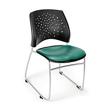 Vinyl Stack Chair, 8812791