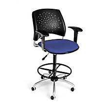 Swivel Stool w/Arms, 8812792