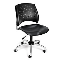 Swivel Plastic Chair, 8812793