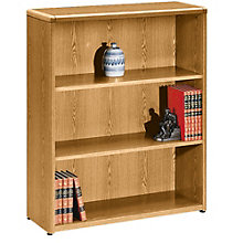 Three Shelf Bookcase, HON-10753