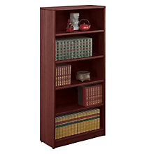 "Five Shelf Bookcase - 71""H, NBF-SL71BC"