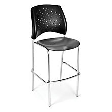 Cafe Height Plastic Chair, 8812800