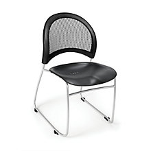 Stack Plastic Chair, 8812815