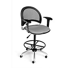 Swivel Stool w/Arms , 8812911