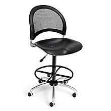 Swivel Plastic Stool, 8812916