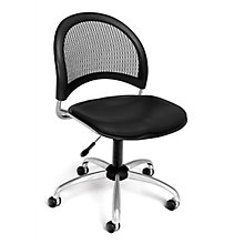Swivel Vinyl Chair, 8812918