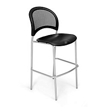 Cafe Height Plastic Chair, 8812924