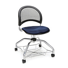 Foresee Mesh Back Student Chair with Under-Seat Basket, 8825765