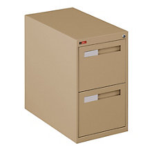 Spectrum Two Drawer Letter Size Vertical File, NBF-V282