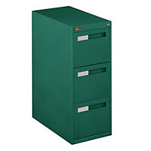 Spectrum Three Drawer Letter Size Vertical File, NBF V283
