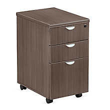 "Mobile Three Drawer Pedestal - 16""W , 8802613"