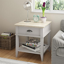 "Newport Accent Table with Drawer -20""W, 8822154"