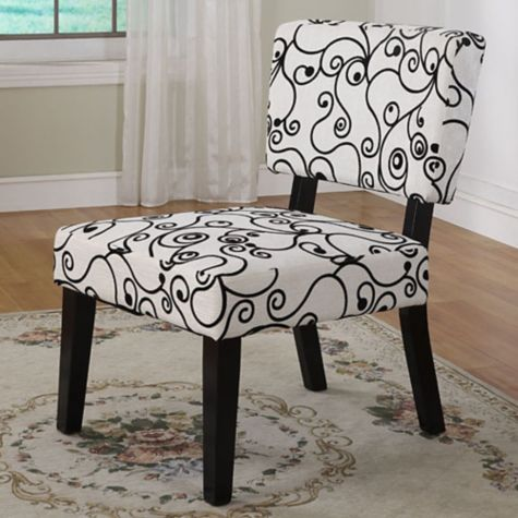 A comfortable side chair for your space