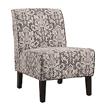 Coco Armless Fabric Chair, 8805178