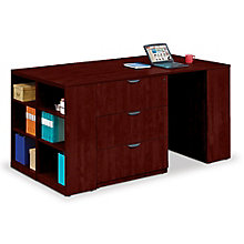 Legacy File and Bookcase Island, 8812900