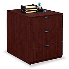 Legacy Double Sided Three Drawer Lateral File , 8812905